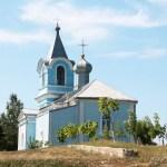 """Liturghie arhierească la Mănăstirea """"Adormirea Maicii Domnului"""" din s. Țîpova, r. Rezina"""