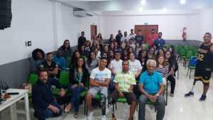 workshop sobre órteses e próteses