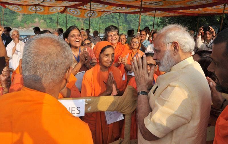 Modi Rishikesh