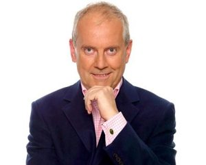 Gyles Brandreth - Honorary President