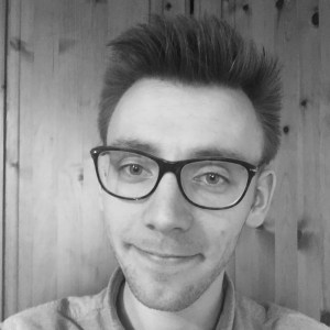 Aaron Eames (Editor of the newsletter and editor's assistant for both 'The Wildean' and 'Intentions')