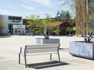 City council has rejected a request from PFLAG Durham to paint the planters in Civic Square in rainbow colours at no cost to the city. Councillors later voted in favour of seeing the feasibility of planting a garden supporting human rights.