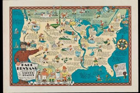 maps to amuse | osher map liry