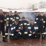 Strażacy OSP Ostrołęka w Pułtusku