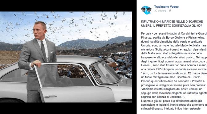 Tra inquinanti e sonniferi… Nuovo capitolo del Rapporto Borgogiglione