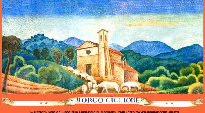 """Borgogiglione: una storia dal """"cuore verde"""" d'Italia… Video"""