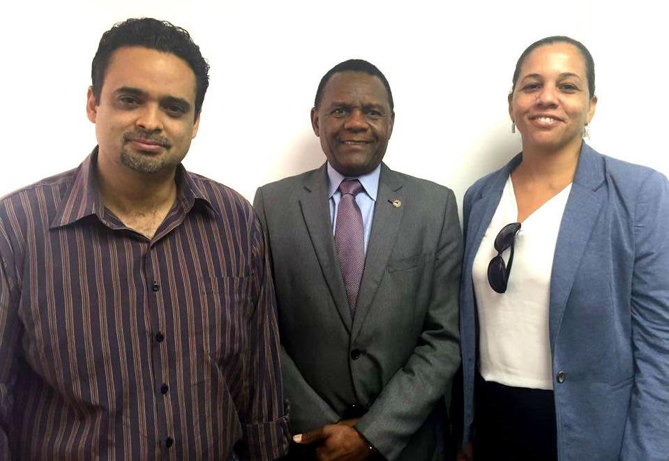 Frente Parlamentar – Representantes da Visão Mundial discutem ações conjuntas para o estado
