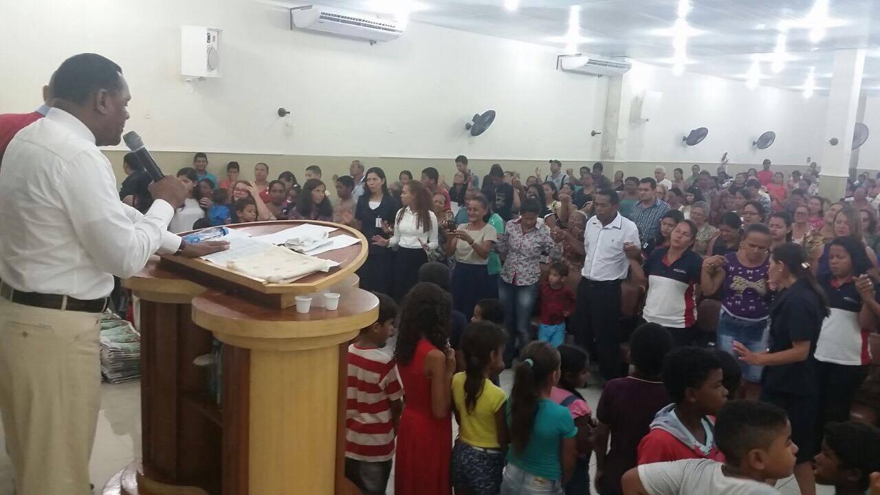 Universal – Bispo Ossesio participa de Concentrações de Fé em Igarassu