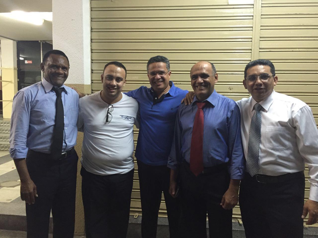 Caruaru – Bispo Ossesio participa de Concentração de Fé na capital do Agreste pernambucano