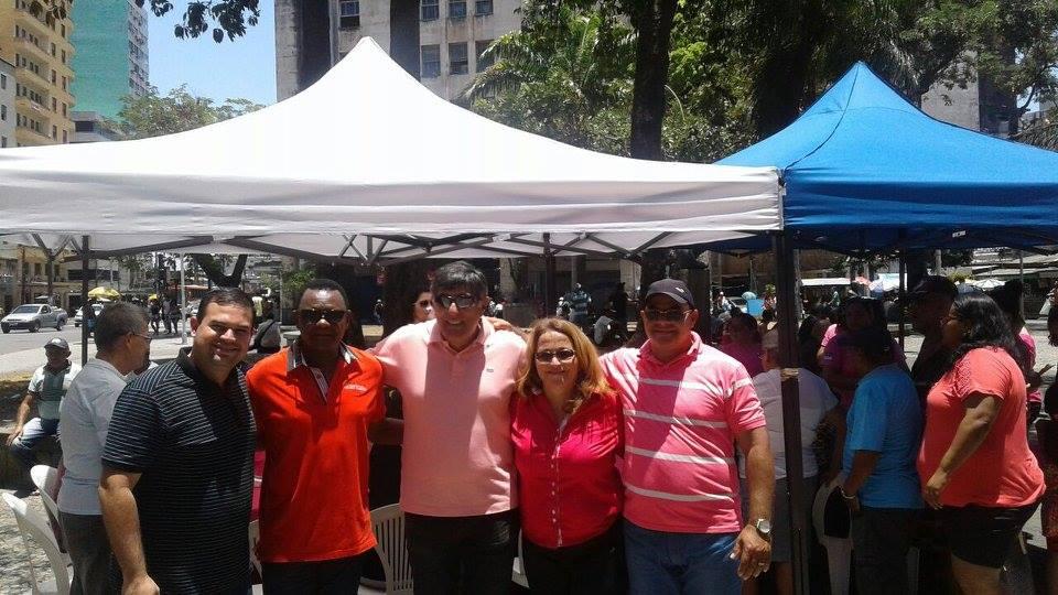 Coordenadora do PRB Mulher PE promove ação social do Outubro Rosa em Recife