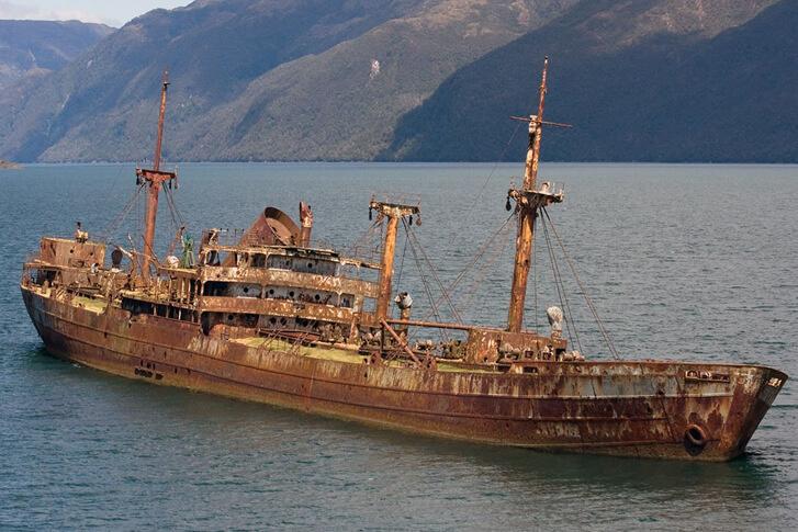 Navio reaparece 90 anos após se perder no Triângulo das Bermudas. Mas como isso é possível?