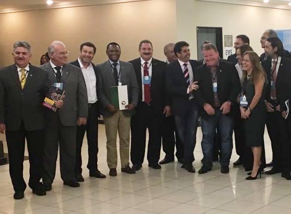 Ossesio Silva participa de Seminário de Segurança da Unale