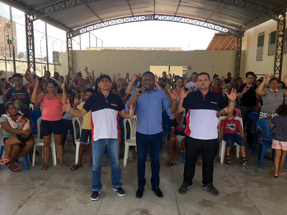 Bispo Ossesio participa do Agente da Comunidade em Arcoverde