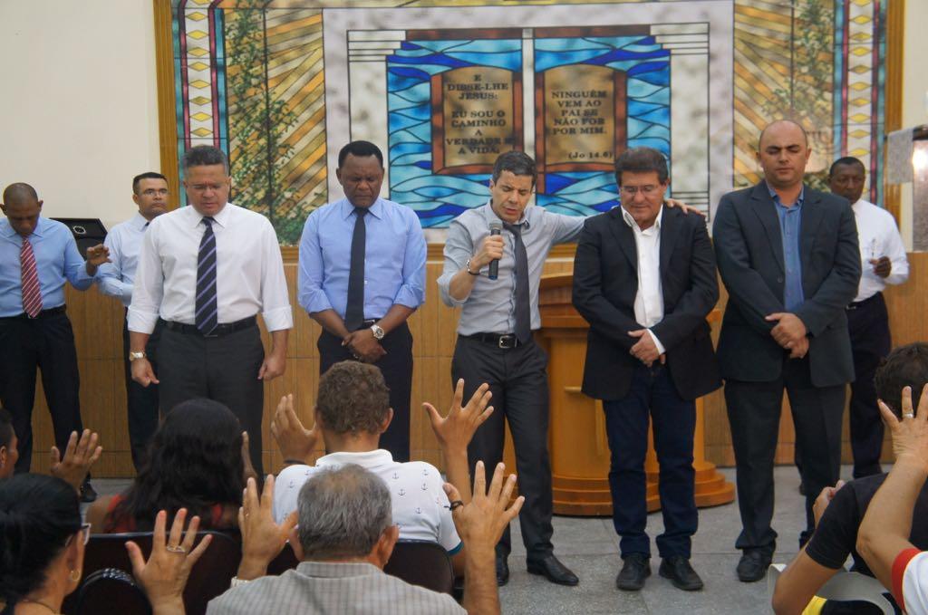 Serra Talhada – Bispos Ossesio e William na Caravana de Fé e Milagres