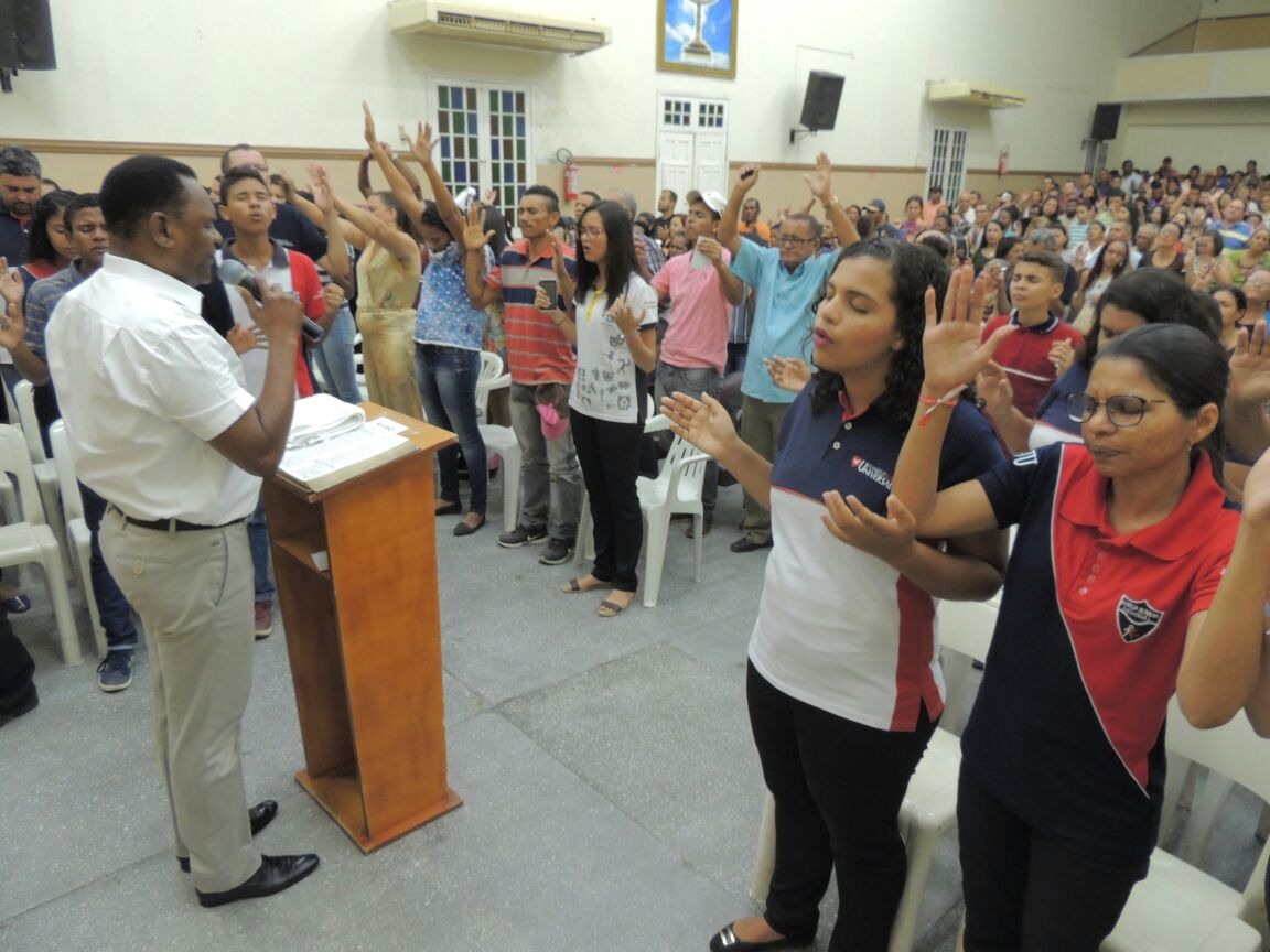 Sertão – Bispo Ossesio Silva realiza Concentração em Serra Talhada