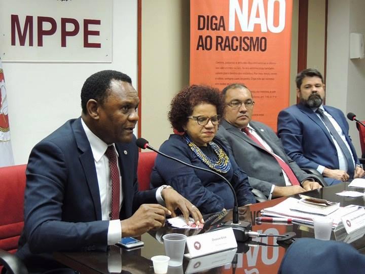 Lei de autoria do deputado Ossesio inspira campanha do Ministério Público