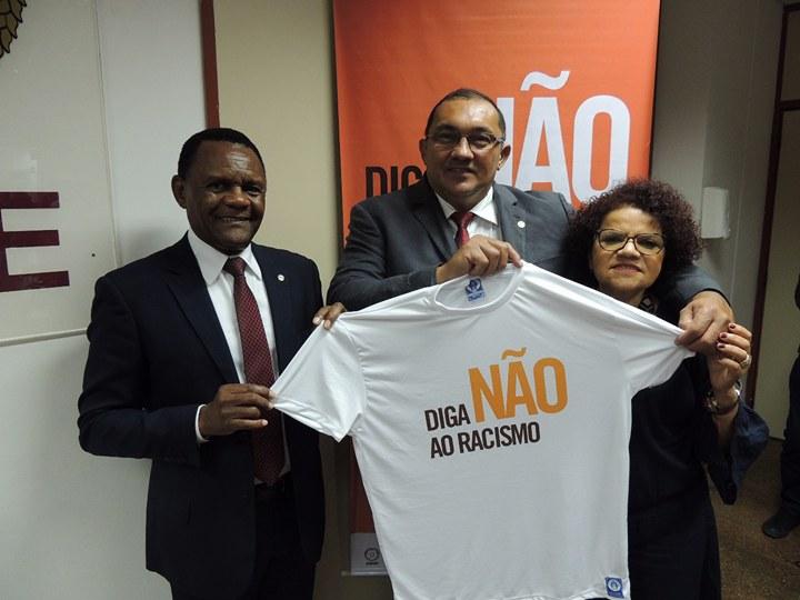 Lei de autoria do deputado Ossesio repercute em Brasília