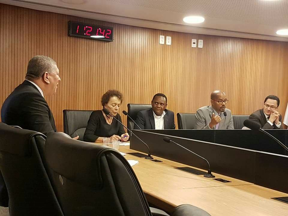Deputado Ossesio participa de Comissão de Direitos Humanos na Alepe