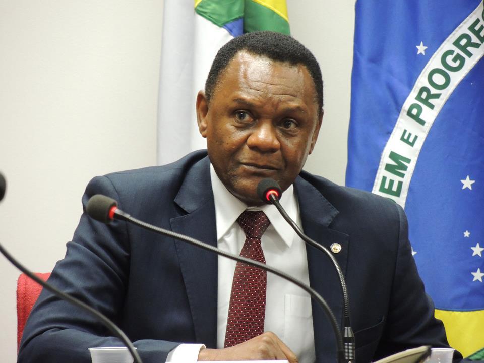Deputado Ossesio Silva reivindica ampliação do Projeto Comunidade Segura