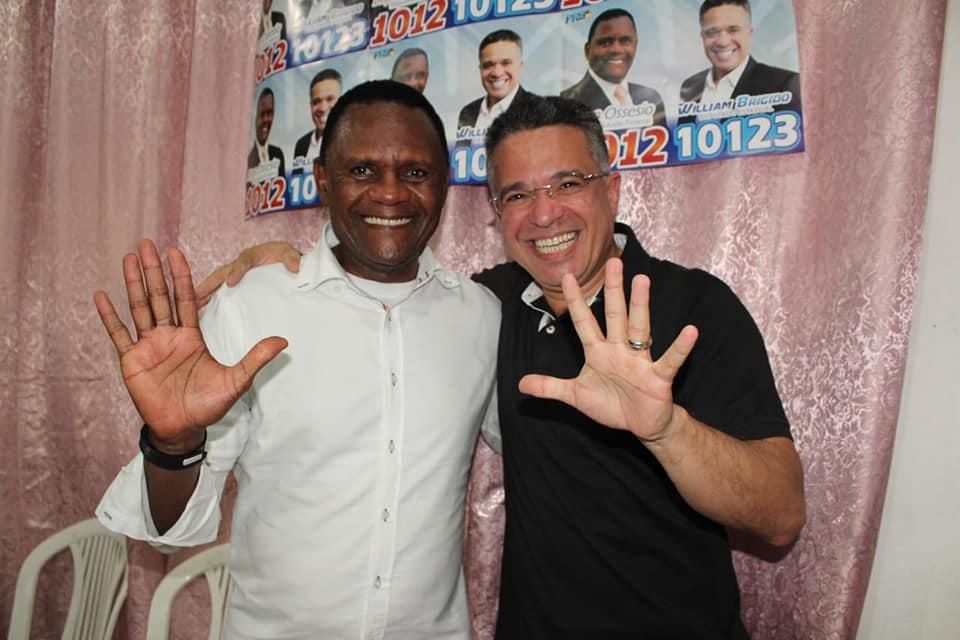 Bispo Ossesio e William Brigido participam de encontro em Camaragibe