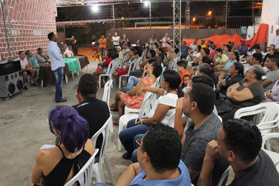 Em evento no Recife, Bispo Ossesio recebe apoio de Lideranças