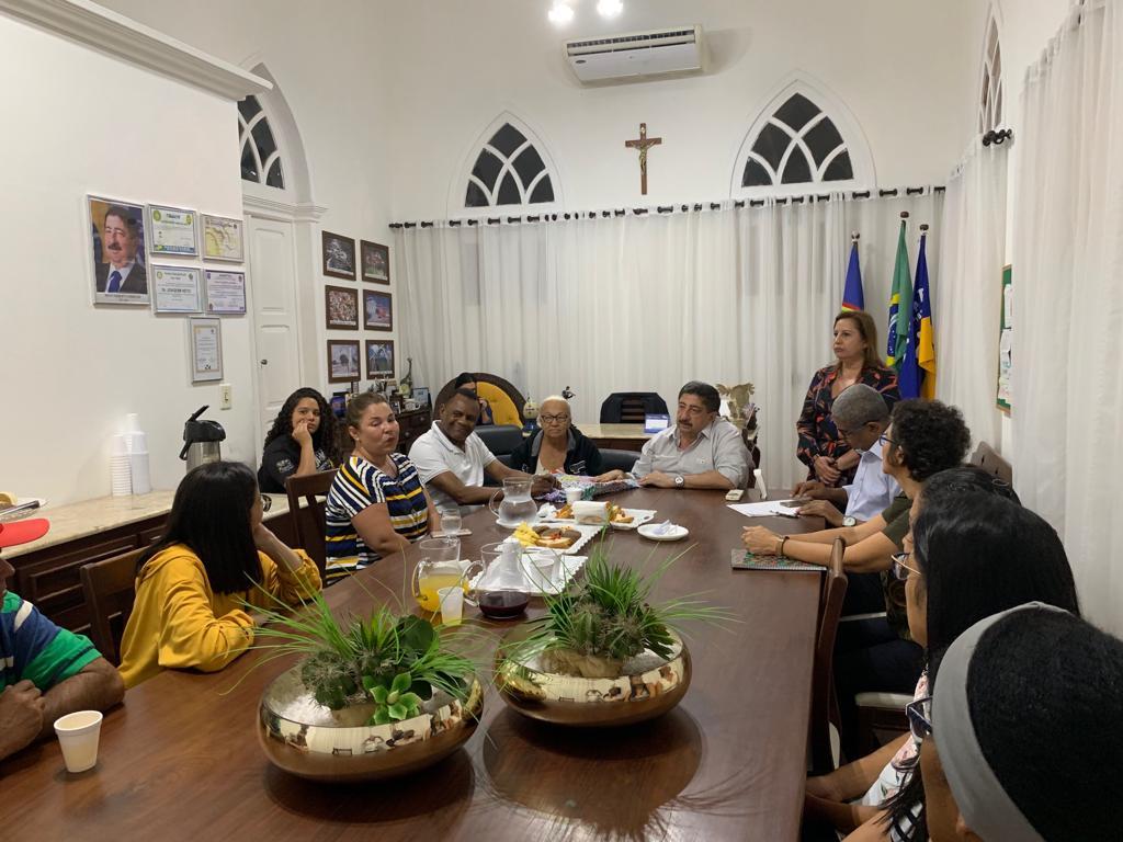 Ossesio Silva debate políticas públicas para o crescimento de Gravatá (PE)