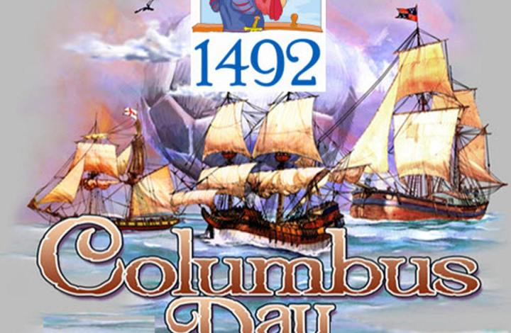 Closed Monday for Columbus Day