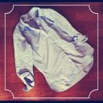 大きめシャツが流行!ユニクロのボーイフレンドシャツ入手!