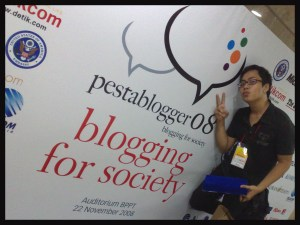 iphan on pesta blogger 2008