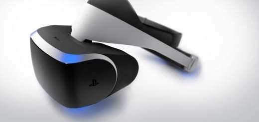 Casque de réalité Virtuelle par Sony.