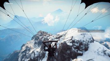 Just Cause 3 parachute