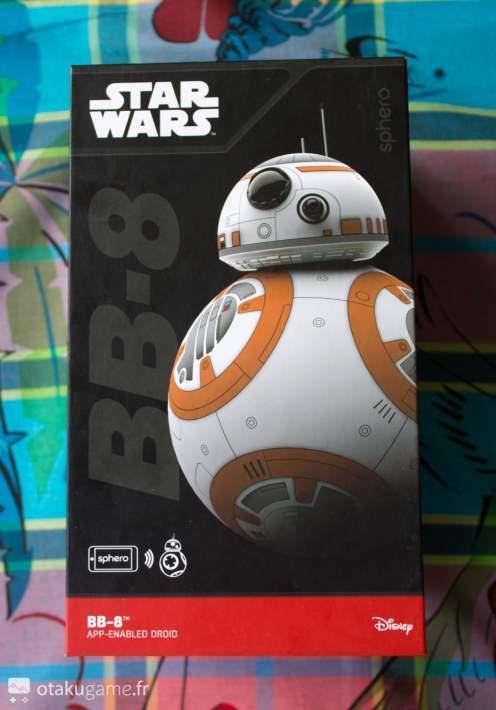 Le Packaging de Sphero BB-8 est juste excellent !