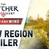 The Witcher 3 Blood & Wine dévoile ses nouveaux paysages en vidéo !