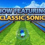 Sonic Dash atteint les 200 millions de téléchargement !