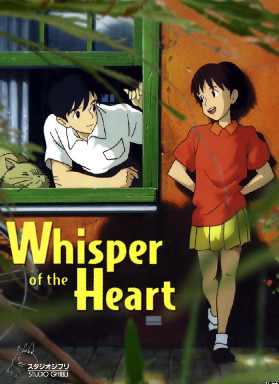 Poster do filme Sussurros do Coração