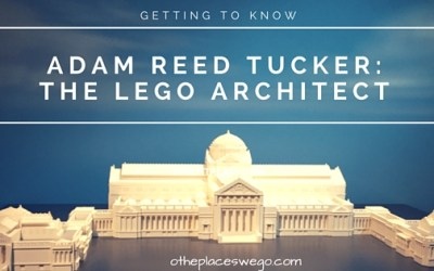 Getting to know Adam Reed Tucker: The LEGO Architect