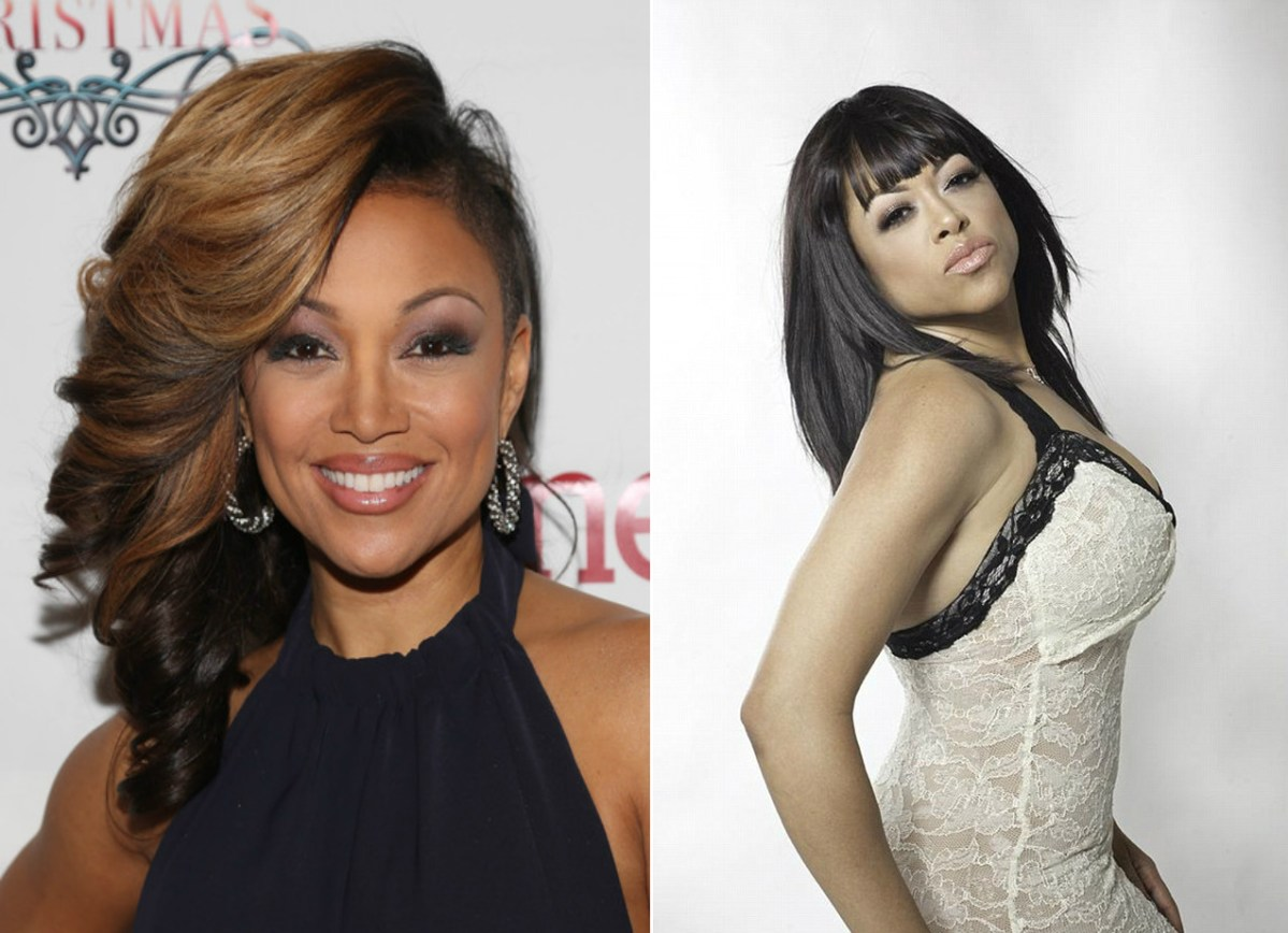 About Last Night: While You were Sleeping - R&B Divas' CHANTE MOORE & STACEY FRANCIS' CIAA Fight Spills Into A Twitter Brawl Spewing Personal Business