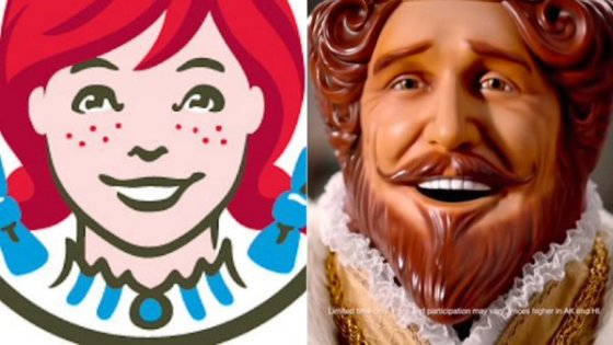 Burger King and Wendy's fight