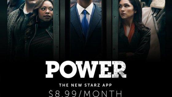 Starz Channel Power Season 3