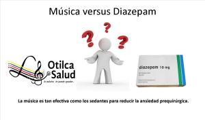 Música versus Diazepam | La música es tan efectiva como los sedantes para reducir la ansiedad prequirúrgica.