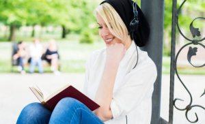 La música aumenta tu concentración al leer
