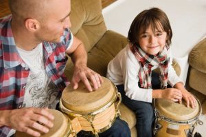 Actividades con música para niños con síndrome de Down