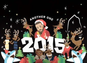 Snapchat Filters - DJ Khaled Another One Christmas 2015 Filter