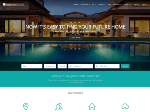 Real Estate SEO - Best WordPress Themes For Real Estate