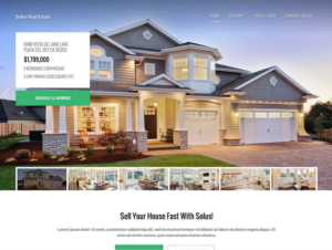 Real Estate SEO - Best WordPress Theme For Real Estate