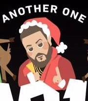 DJ Khaled Christmas 2015 Snapchat Filter