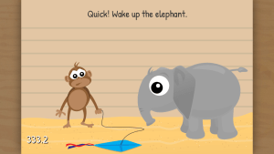 Moron Test Answers - Quick! Wake Up the Elephant Answer