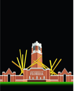 Snapchat Filters - University of Florida UF Gainsville, FL Snapchat Filter