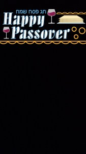 Snapchat Filters - Happy Passover Snapchat Filter