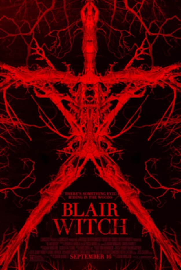 What Was The Bright White Light in Blair Witch? What is the Blair Witch?